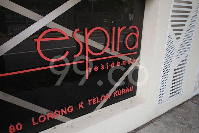 Espira Residence Espira Residence - Logo
