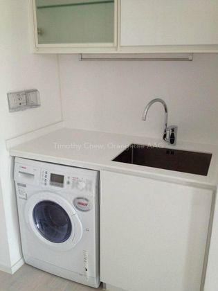Integrated Washer cum Dryer