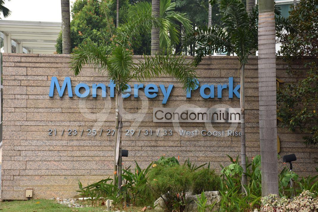 Monterey Park Condominium  Logo