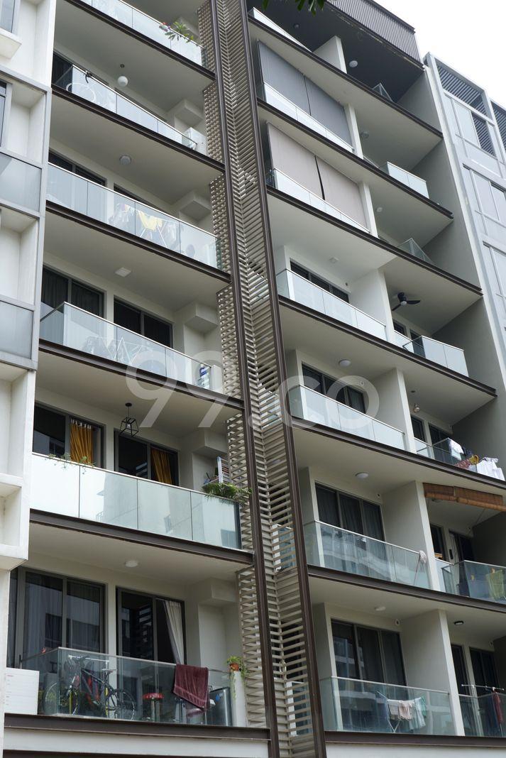 Atrium Residences  Elevation