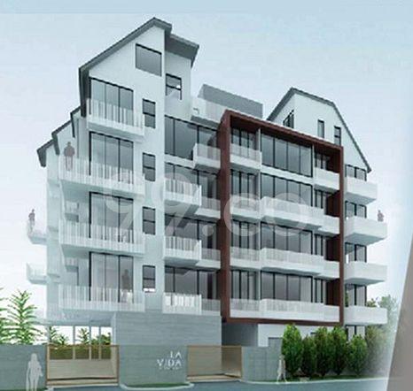 Hedges Park Condominium La Vida @ 130 - Cover