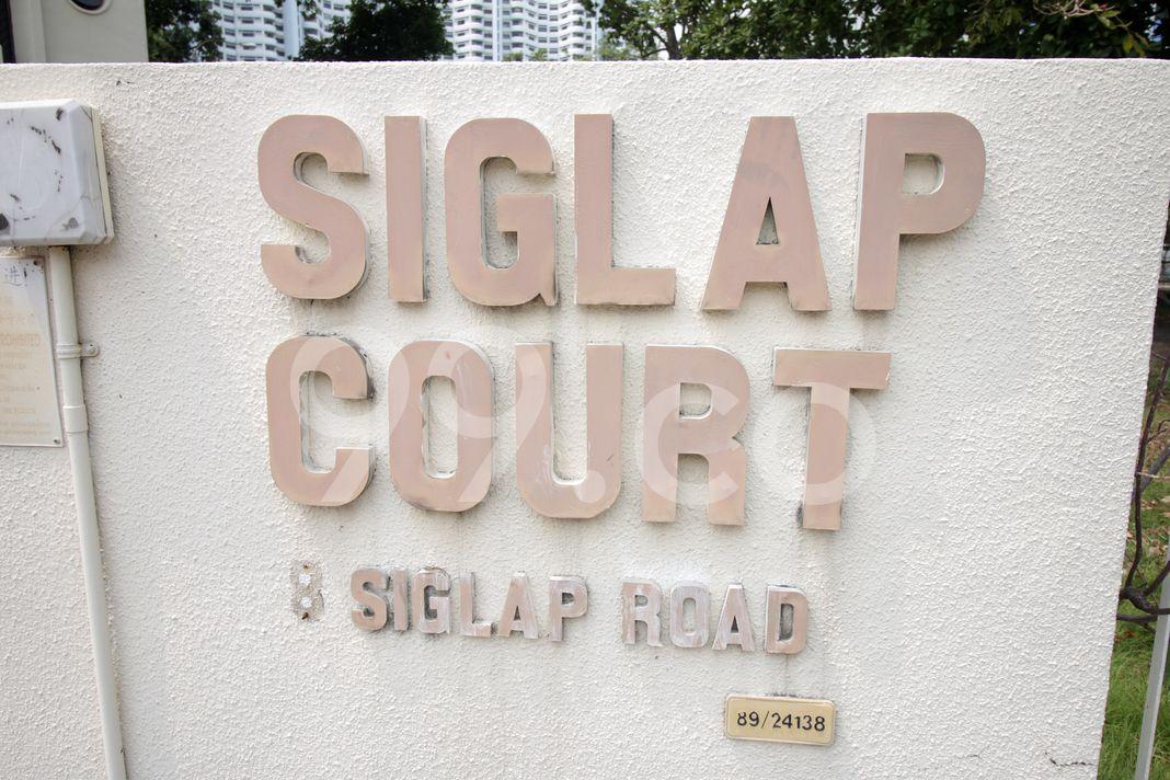 Siglap Court  Logo