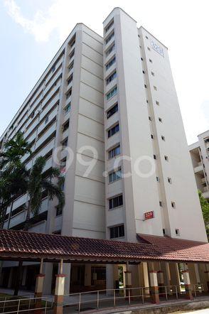 HDB-Jurong East Block 329 Jurong East