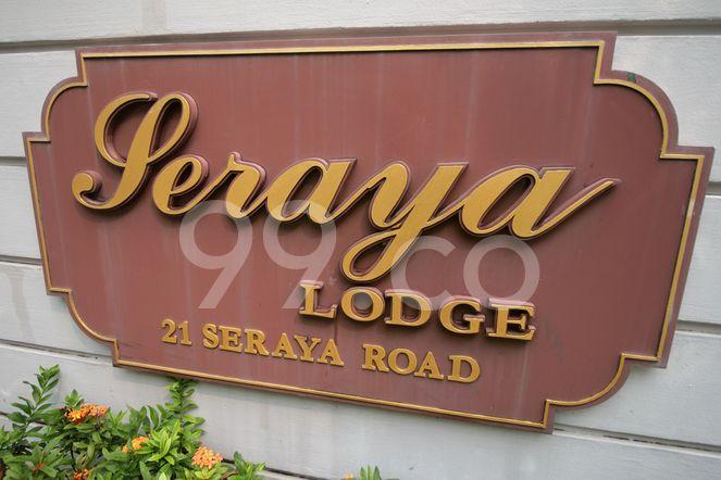 Seraya Lodge Seraya Lodge - Logo