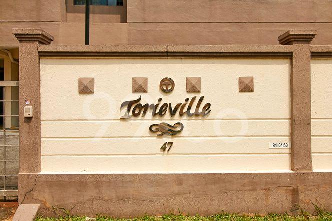 Torie Ville Torie Ville - Logo