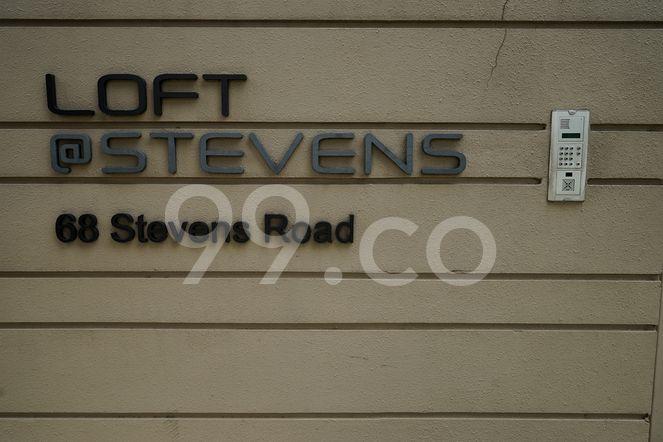 Loft @ Stevens Loft @ Stevens - Logo