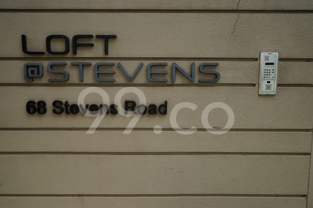 Loft @ Stevens  Logo