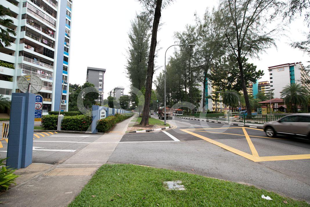 Lakeside Apartments  Street