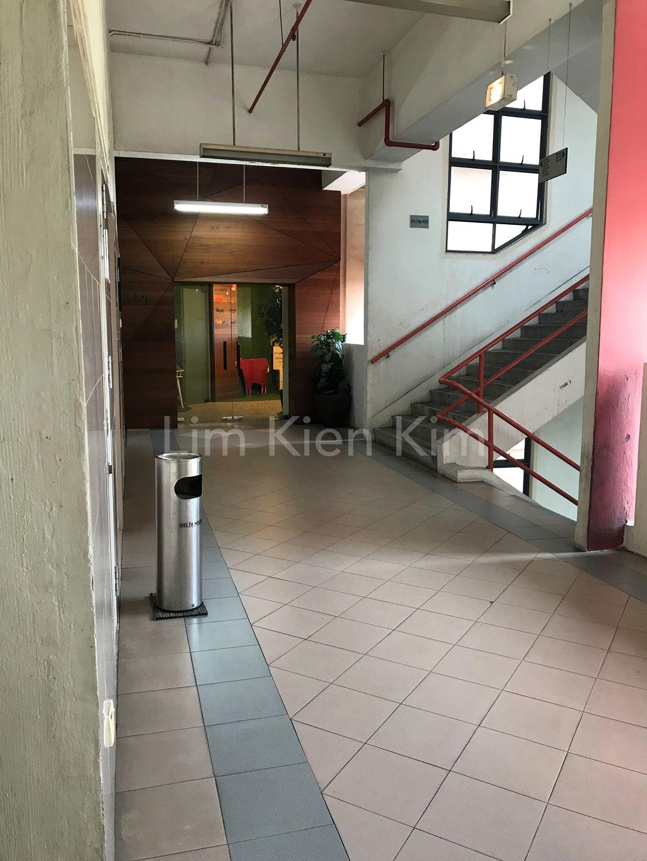 Passenger Lift Lobby