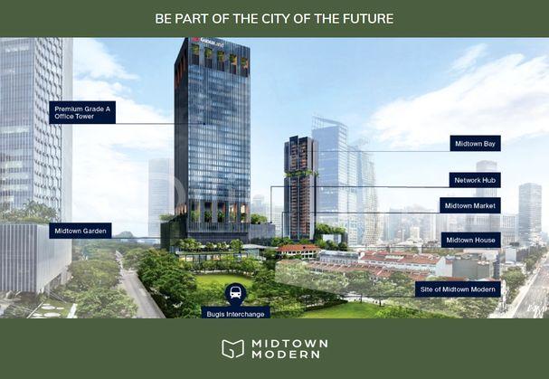 Site of Midtown Modern