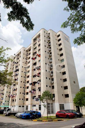 Jurong East Ville Block 108 Jurong East Ville