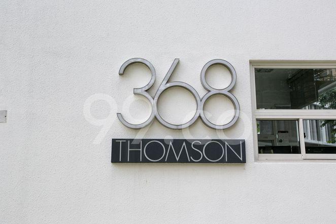 368 Thomson 368 Thomson - Logo