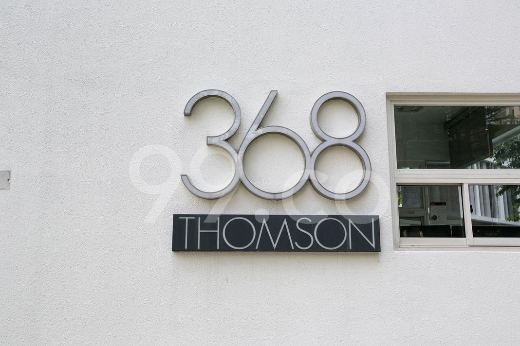 368 Thomson  Logo