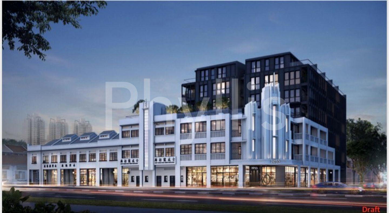 Under $2000psf City Fringe. New 3 Bedroom FREEHOLD Condominium . 5,6 Mins Walk MRT