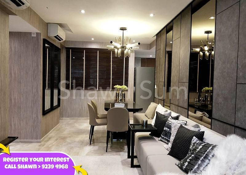 Show Unit - Living Room