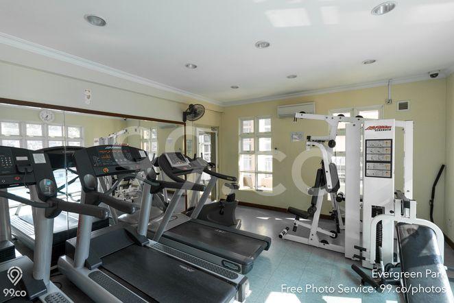 Evergreen Park Evergreen Park - Gym