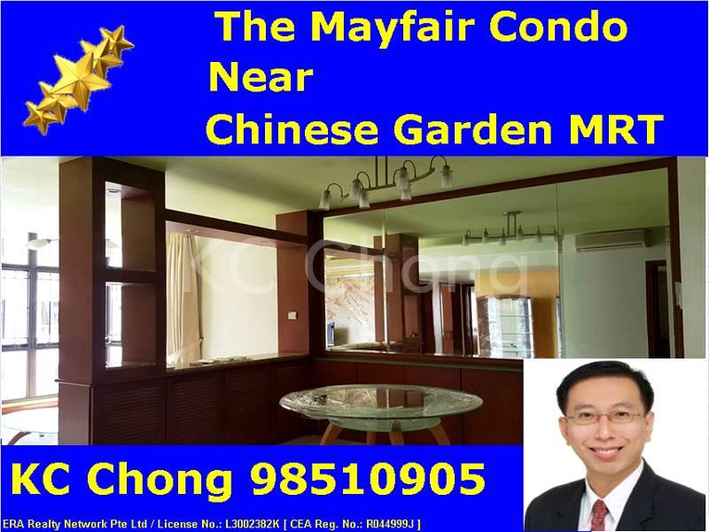 The Mayfair Condo Living Hall 02
