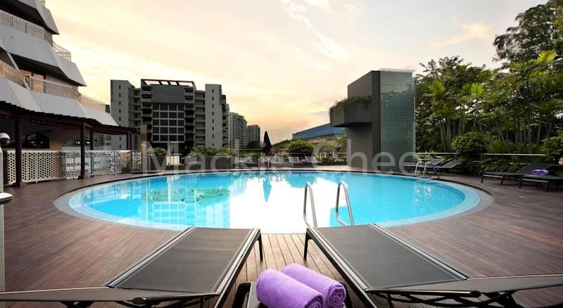 Pool Facility at Katong V