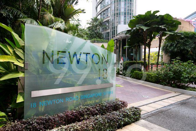 Newton 18 Newton 18 - Logo