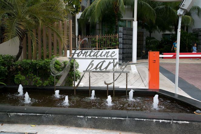 Fontaine Parry Fontaine Parry - Logo