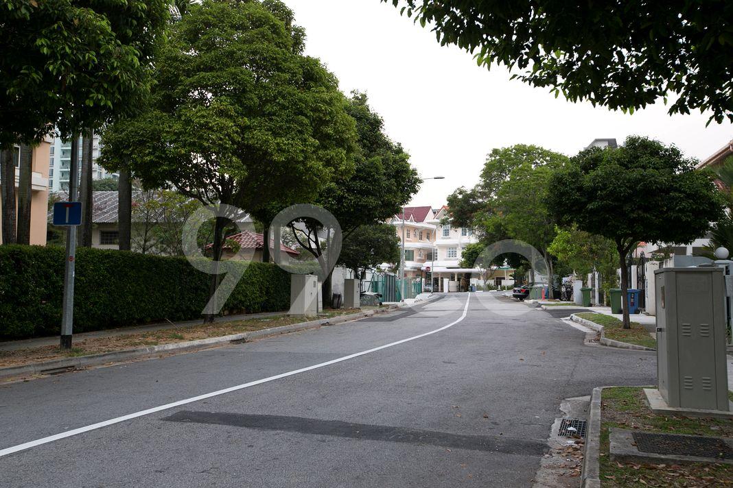 Moonstone View  Street