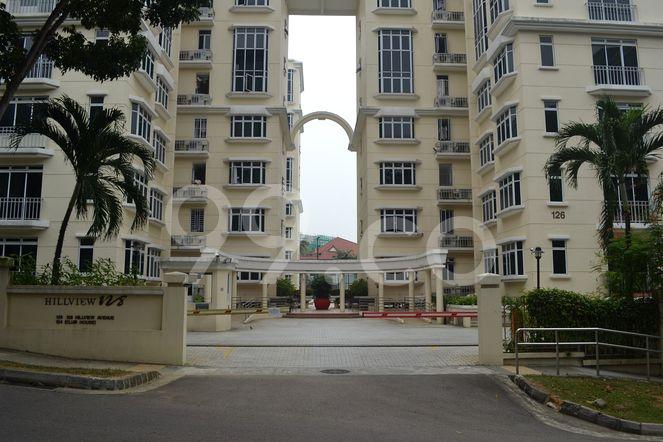 Hillview 128 Hillview 128 - Entrance