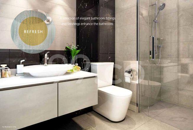 The Santorini Bathroom
