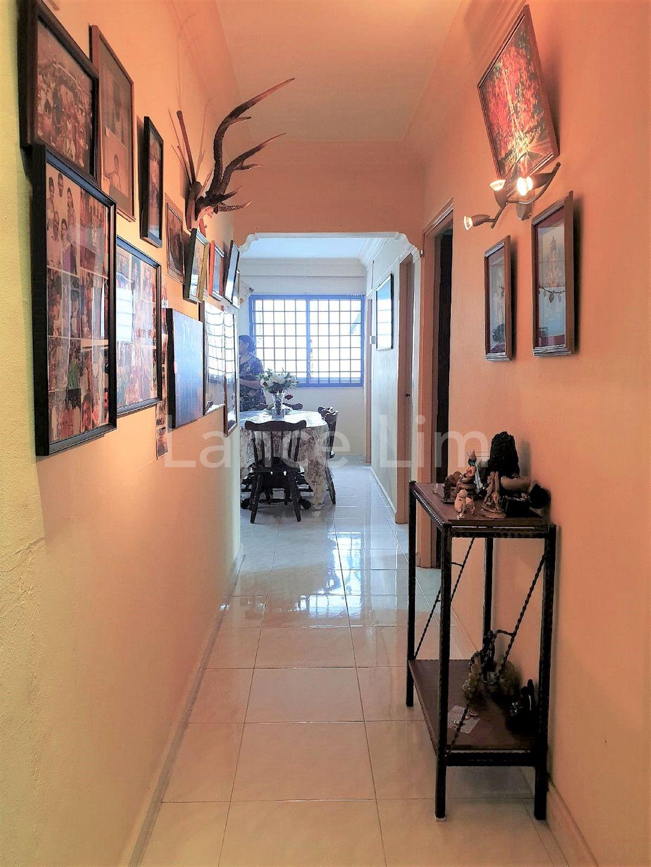 Corridor/Dining