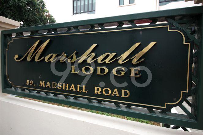 Marshall Lodge Marshall Lodge - Logo