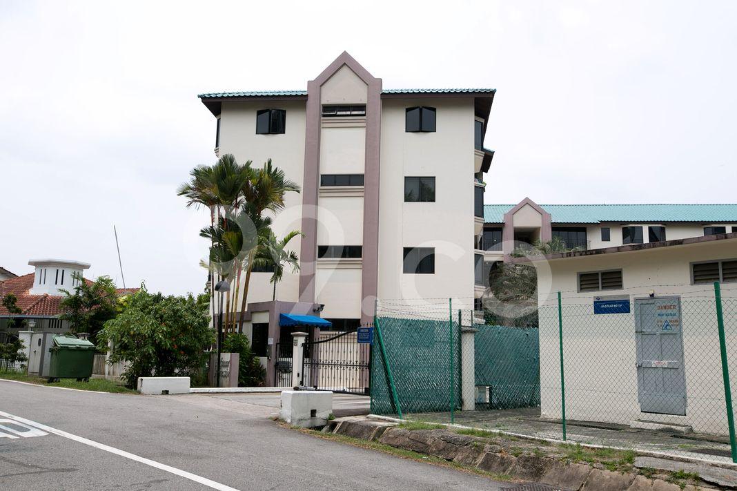 Gilstead Mansion  Elevation