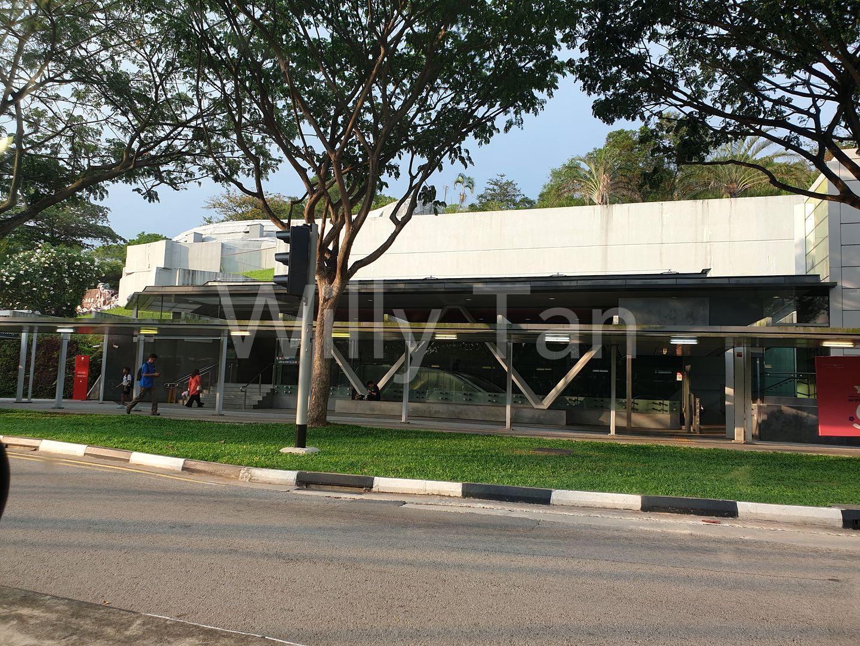 2min walk to Haw Par Villa MRT sub station