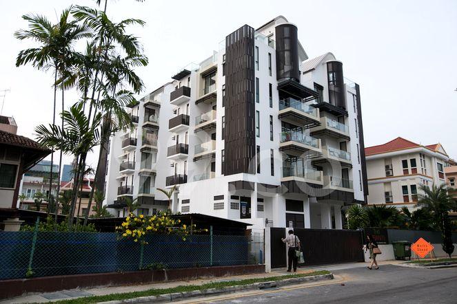 The Urbanite The Urbanite - Entrance