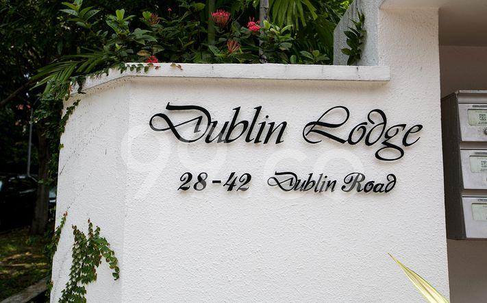 Dublin Lodge Dublin Lodge - Logo