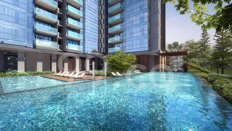 Wilshire Residences Pool