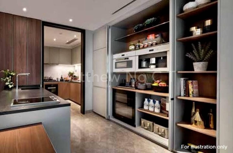 Dry & Wet Kitchen