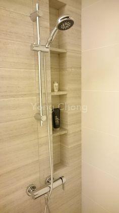 Expensive Shower room finishing!