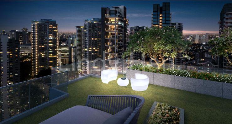 RV Altitude luxury freehold condo - roof