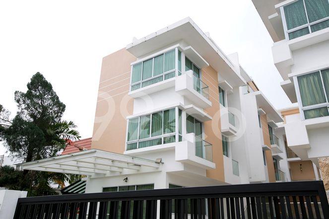 Phillips Residence Phillips Residence - Elevation