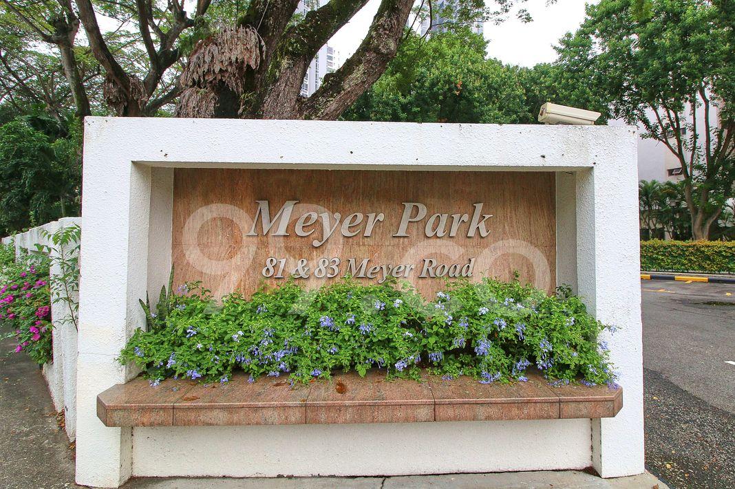 Meyer Park  Logo