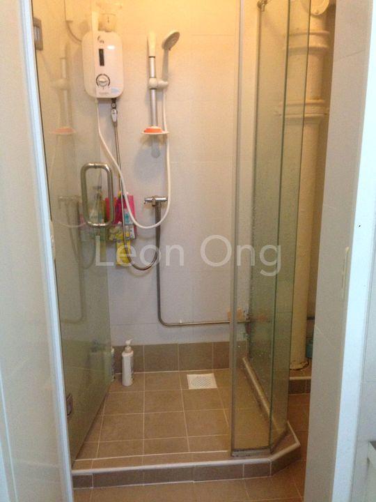 Renovated bath/toilet