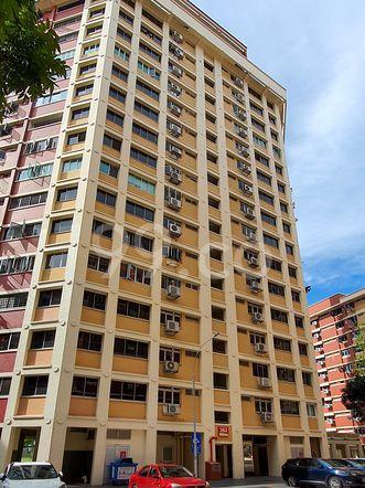 HDB-Hougang Block 362 HDB-Hougang