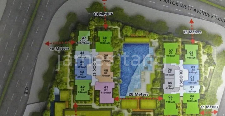 site plan full facilities