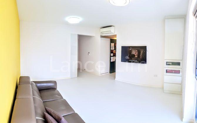 Living/Dining/Entrance/Corridor