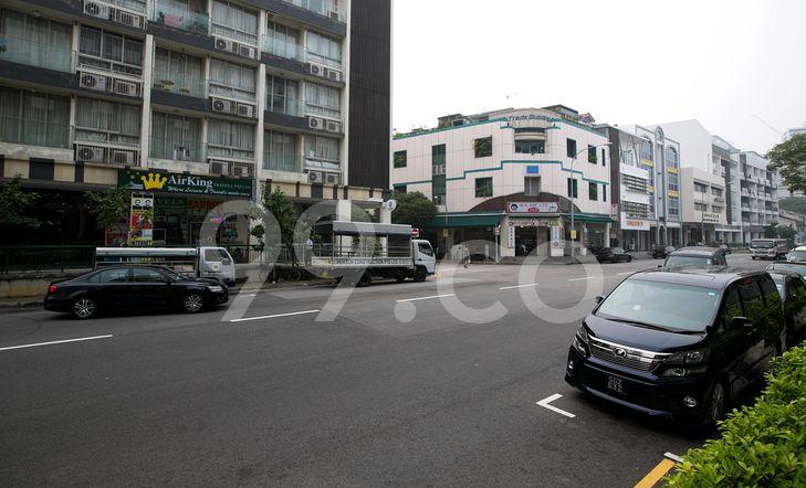 Urban Lofts Urban Lofts - Street