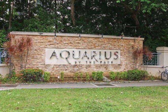 Aquarius By The Park Aquarius By The Park - Logo