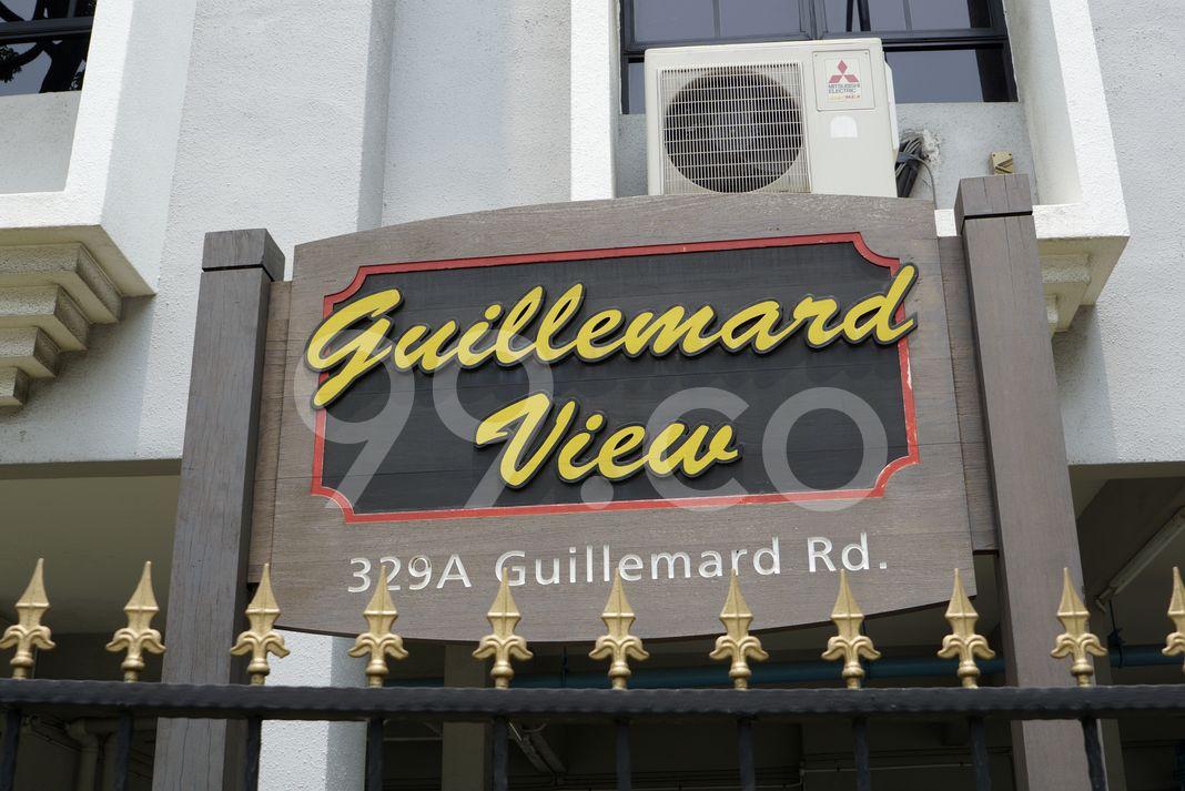 Guillemard View  Logo