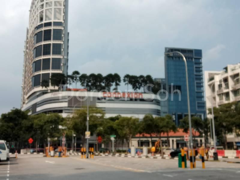 near hotel