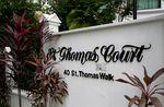 St Thomas Court - Logo