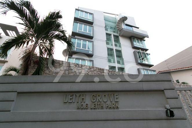 Leith Grove Leith Grove - Logo