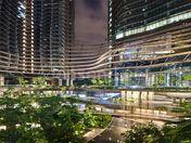 Stunning architecture with huge Garden